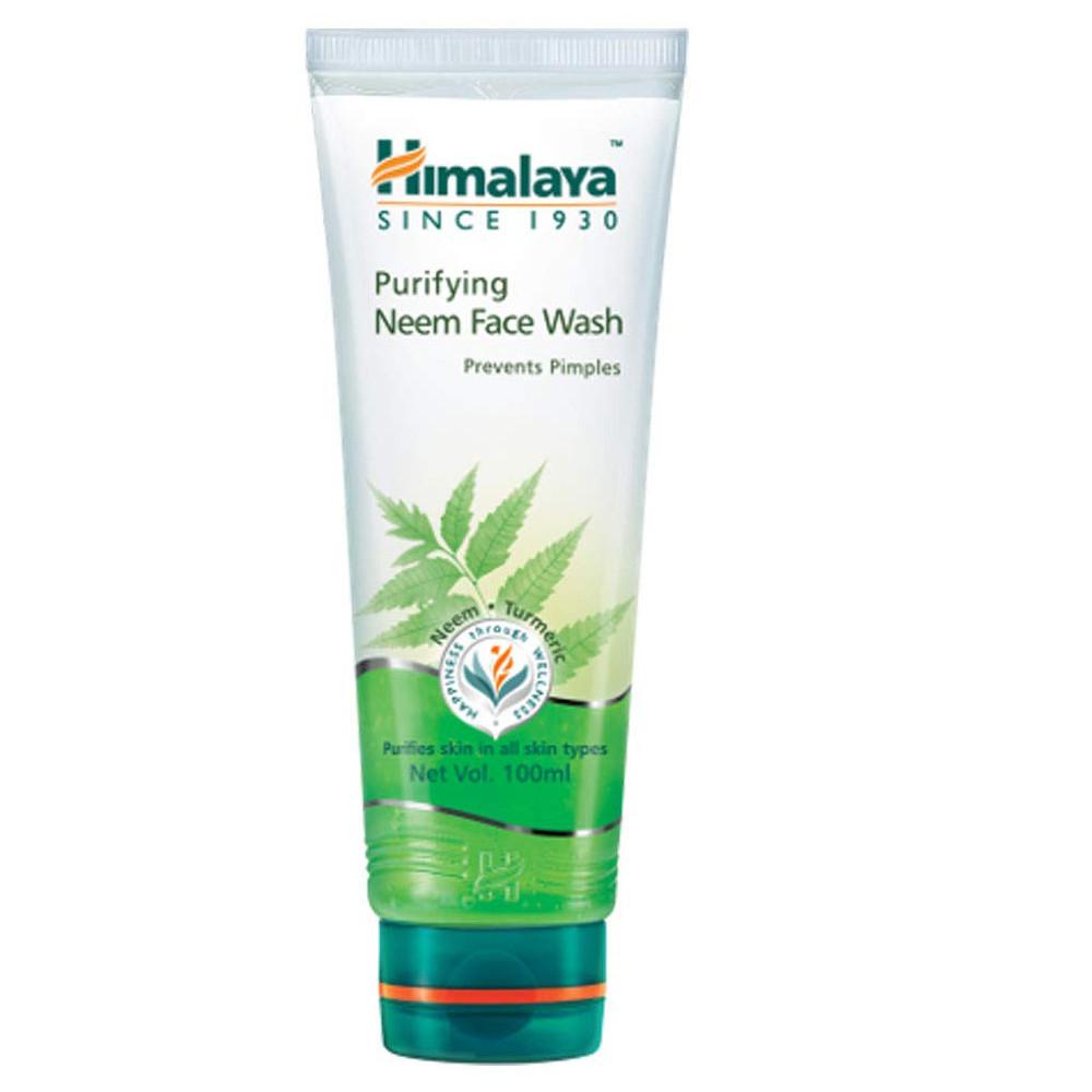 Himalaya Purifying Neem Face Wash 100 ml