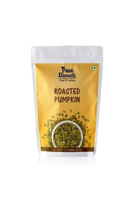 True Elements Roasted Pumpkin Seeds 125gm