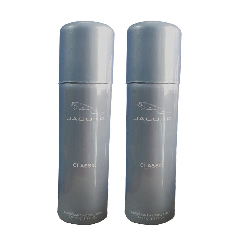 Jaguar Classic Deodorant 200Ml (Pack Of 2)
