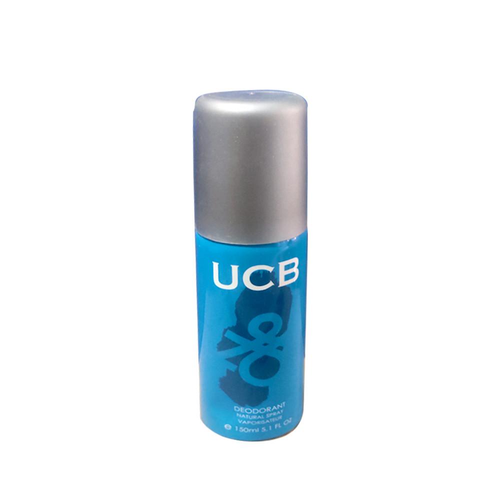 UCB Blue Deodorant 150ml