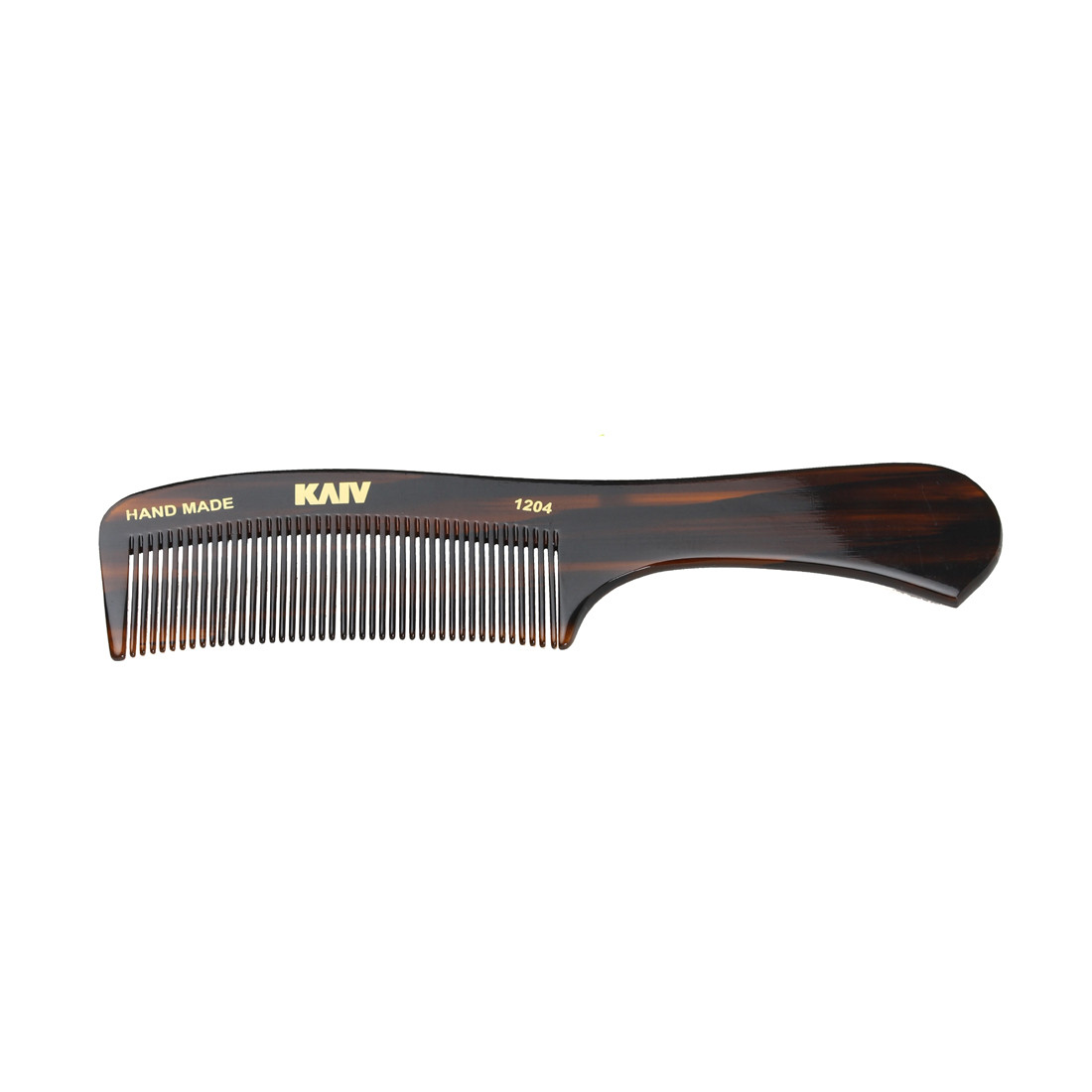 Kaiv Handmade Grooming Comb with Handle
