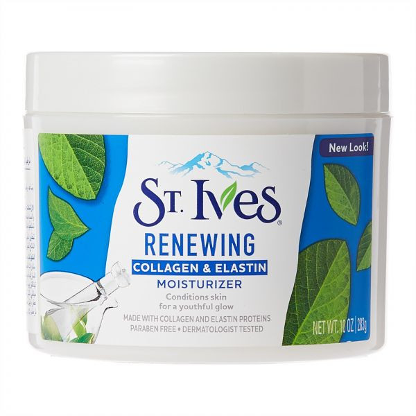 St. Ives Renewing Collagen & Elastin Moisturizer, 283g