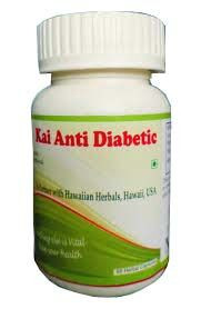 Hawaiian herbal anti diabetic capsule