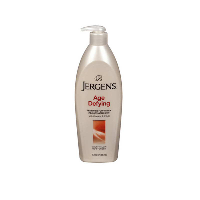 Jergens Imported Age Defying Multi Vitamin Moisturizer 496ml