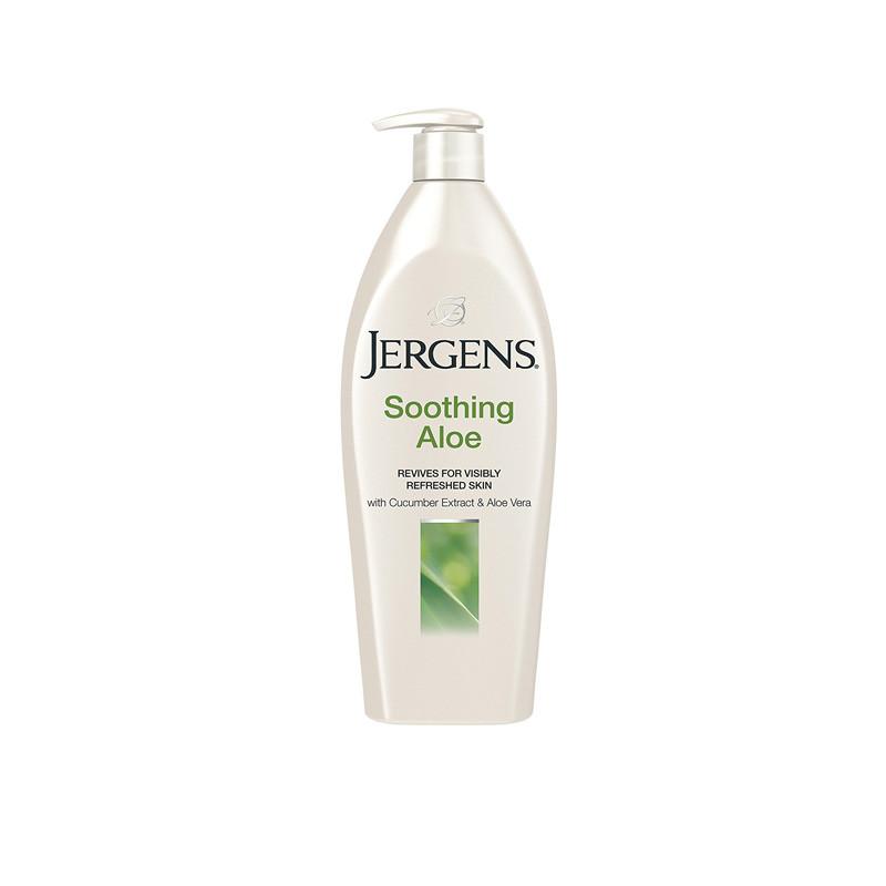 Jergens Soothing Aloe Refreshing Moisturizer-621Ml