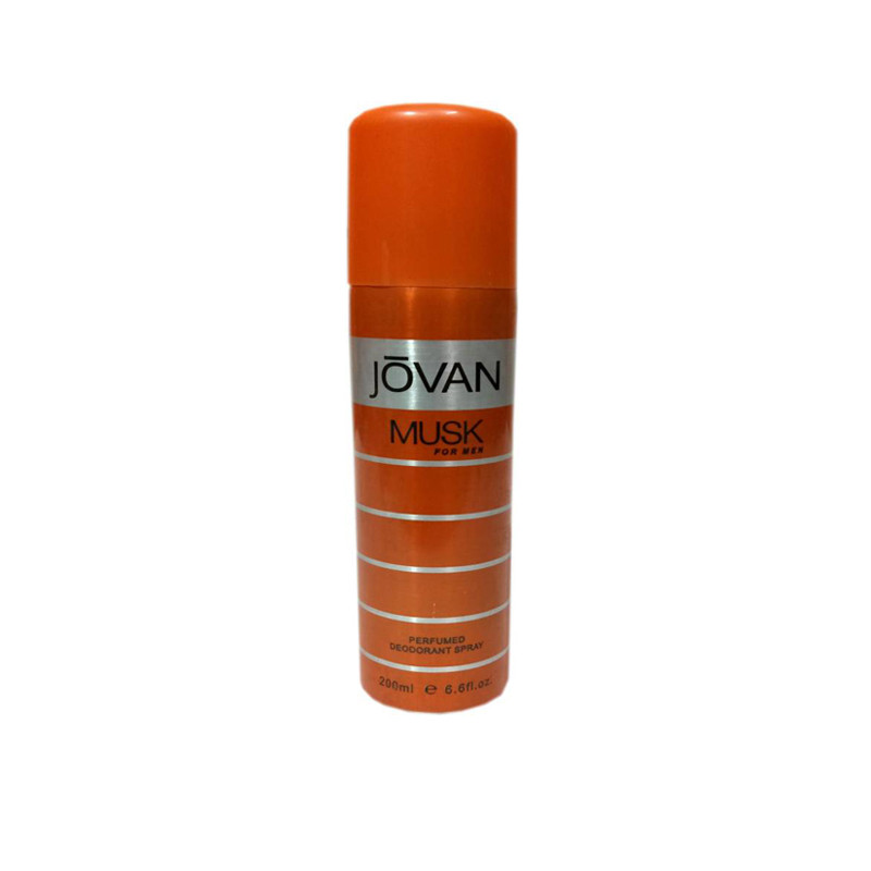 Jovan Musk For Men Perfumed Deodorant Spary-200ml