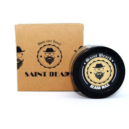 Saint Beard - Beard and Moustache Wax 25 gm