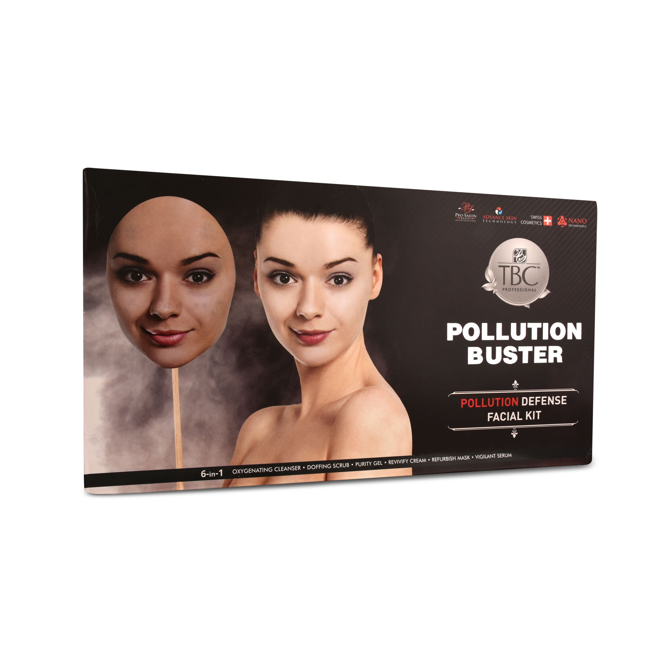 TBC Pro Anti Pollution Facial Kit 550gm