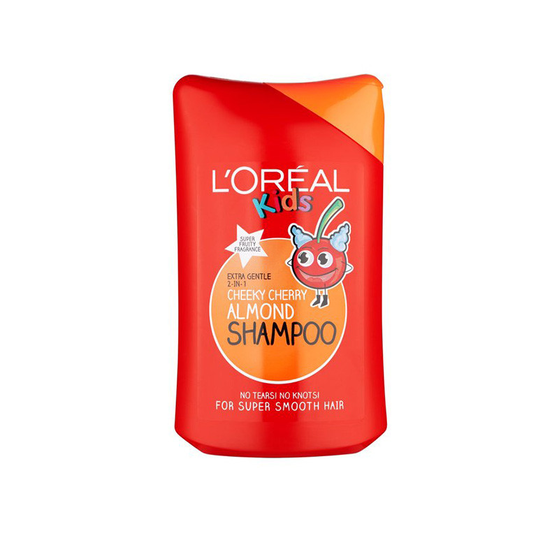 L'Oreal Kids Imported Cheeky Cheery Almond Shampoo(250 ml)