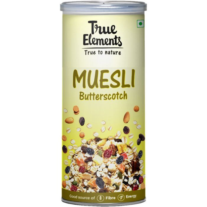 True Elements Butterscotch Muesli 400gm