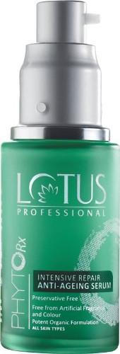 Lotus Herbals Phyto-Rx Intensive Repair Anti-Ageing Serum, 30ml
