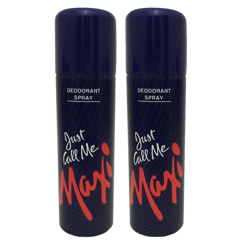 Just Call Me Maxi Deodorant 200Ml (Pack Of 2)