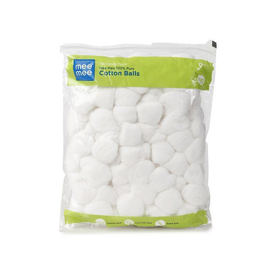 Mee Mee 100% Pure Cotton Balls