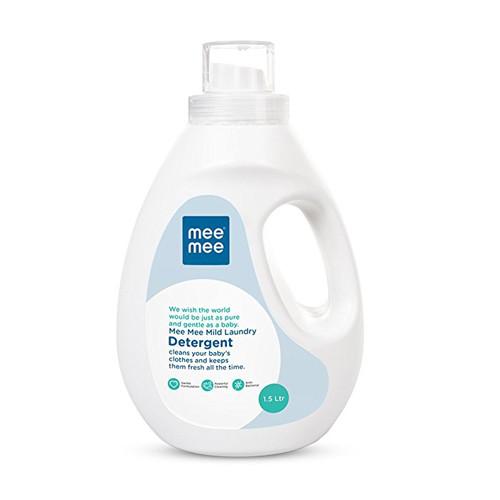 Mee Mee Mild Baby Liquid Laundry Detergent (1.5L)