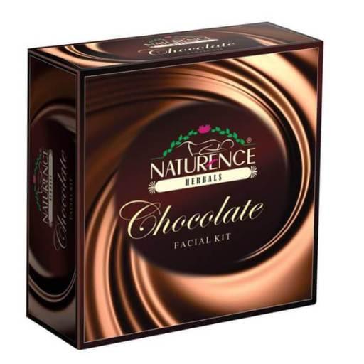 Naturence Herbals Chocolate Facial Kit (80g)