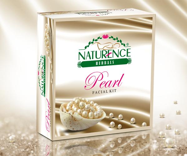 Naturence Herbals Pearl Facial Kit (80g)