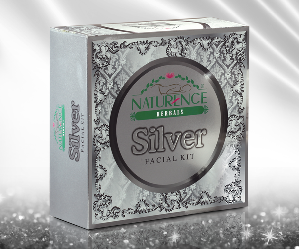 Naturence Herbals  Silver Facial Kit(80g)