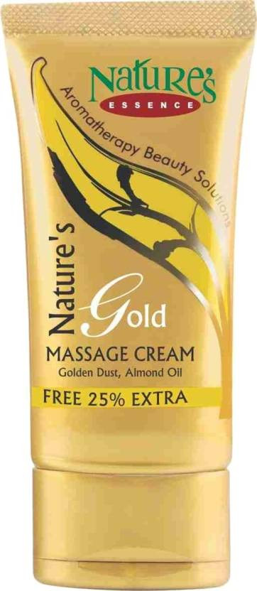 Nature Essence Gold Massage Gel  (50 g)