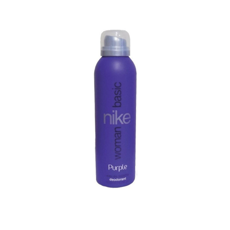 Nike Basic Purple Deo for Women, Purple, 200ml
