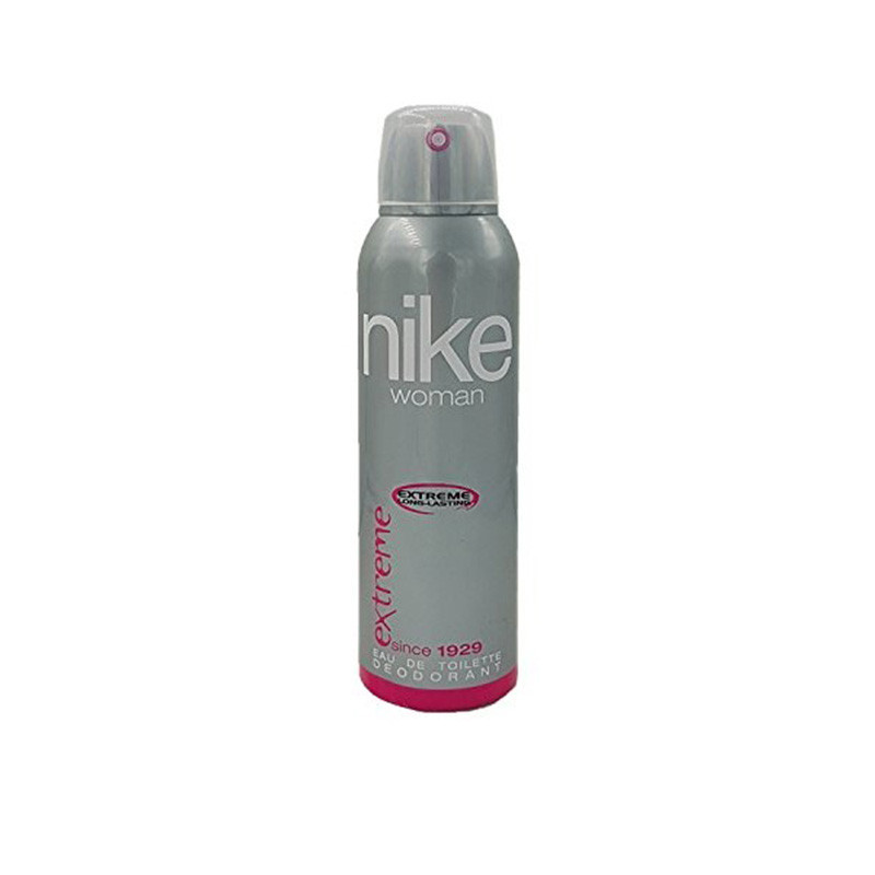 Nike Extreme Deo for Women, Silver, 200ml