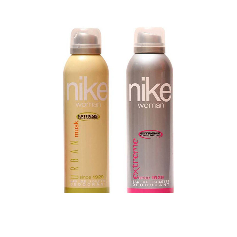 Nike urban musk,extreme Deodorant Spray - For Women  (400 ml)