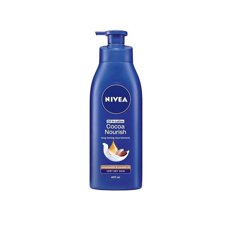 Nivea Cocoa Nourish Body Lotion 400ml