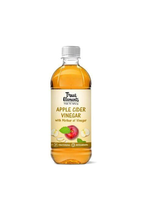 True Elements Apple Cider Vinegar With Honey 500ml