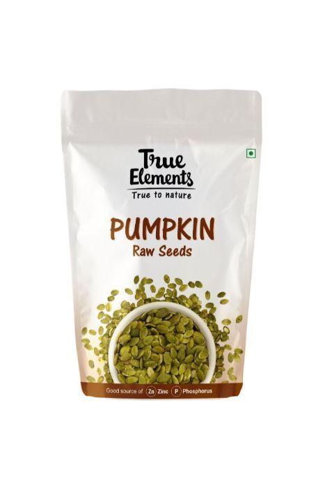 True Elements Raw Pumpkin Seeds 500gm