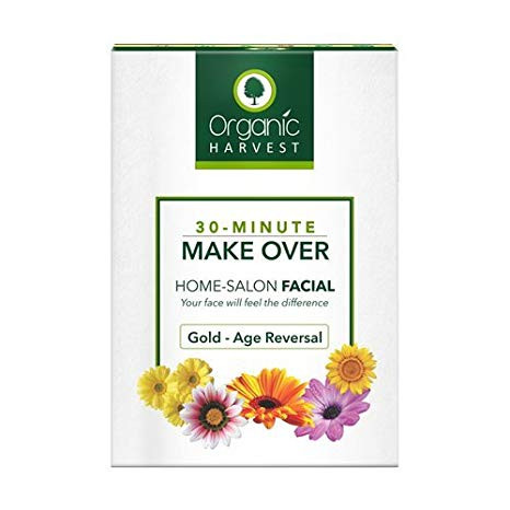 Organic Harvest Gold - Age Reversal Facial Kit