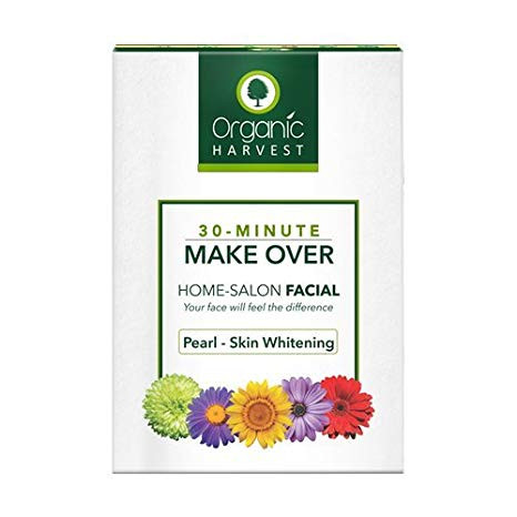 Organic Harvest Pearl - Skin Whitening Facial KIT