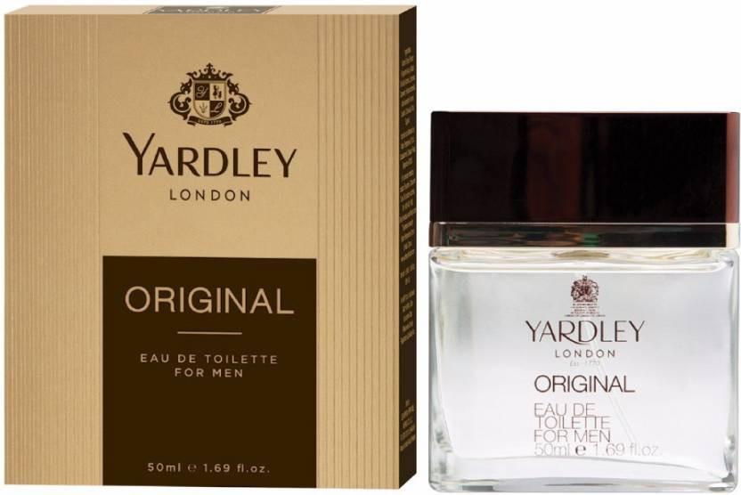 Yardley London Original Eau de Toilette - 50 ml  (For Men)