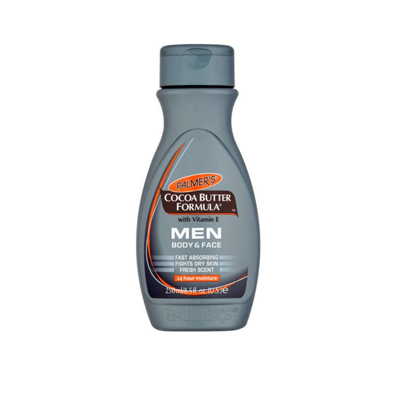Palmer's Cocoa Butter Formula MEN Body & Face Lotion 250ML