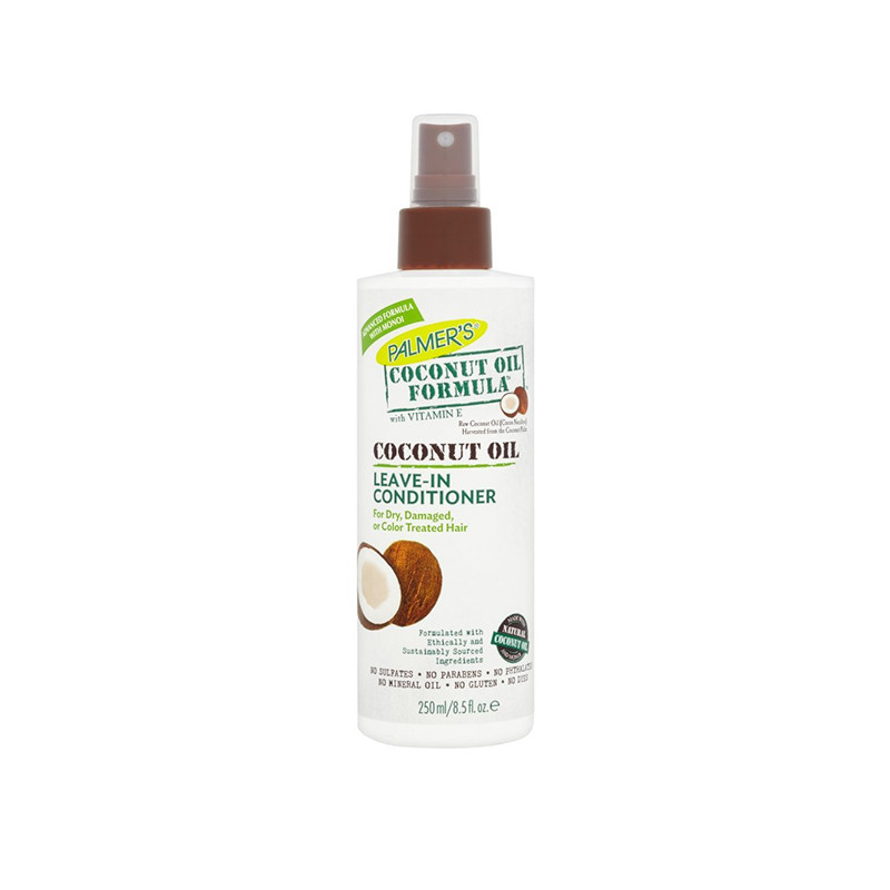 Palmer's Coconut Oil Formula Leave-In-Conditioner For Dry Damaged & Colour Treated Hair 250Ml