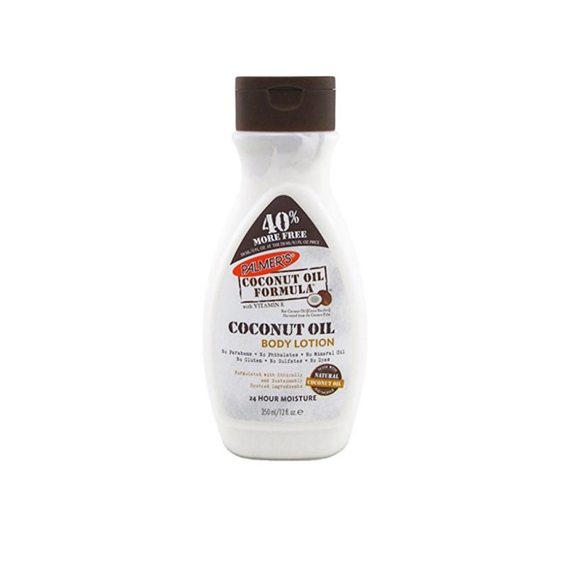 Palmers coconut oil formula with vitamin E body lotion 350ml