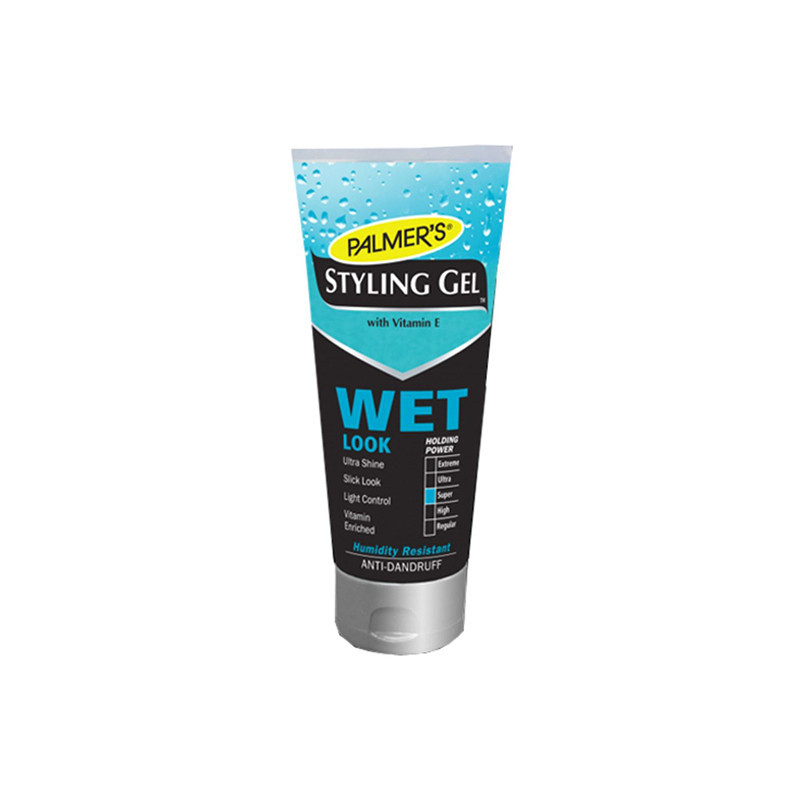 PALMERS DANDRUFF CONTROL WET LOOK STYLING GEL (150GM)