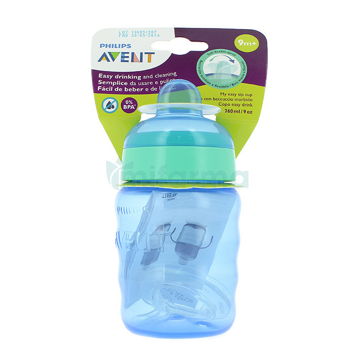 Philips Avent Classic Spout Cup Blue - 260 ml