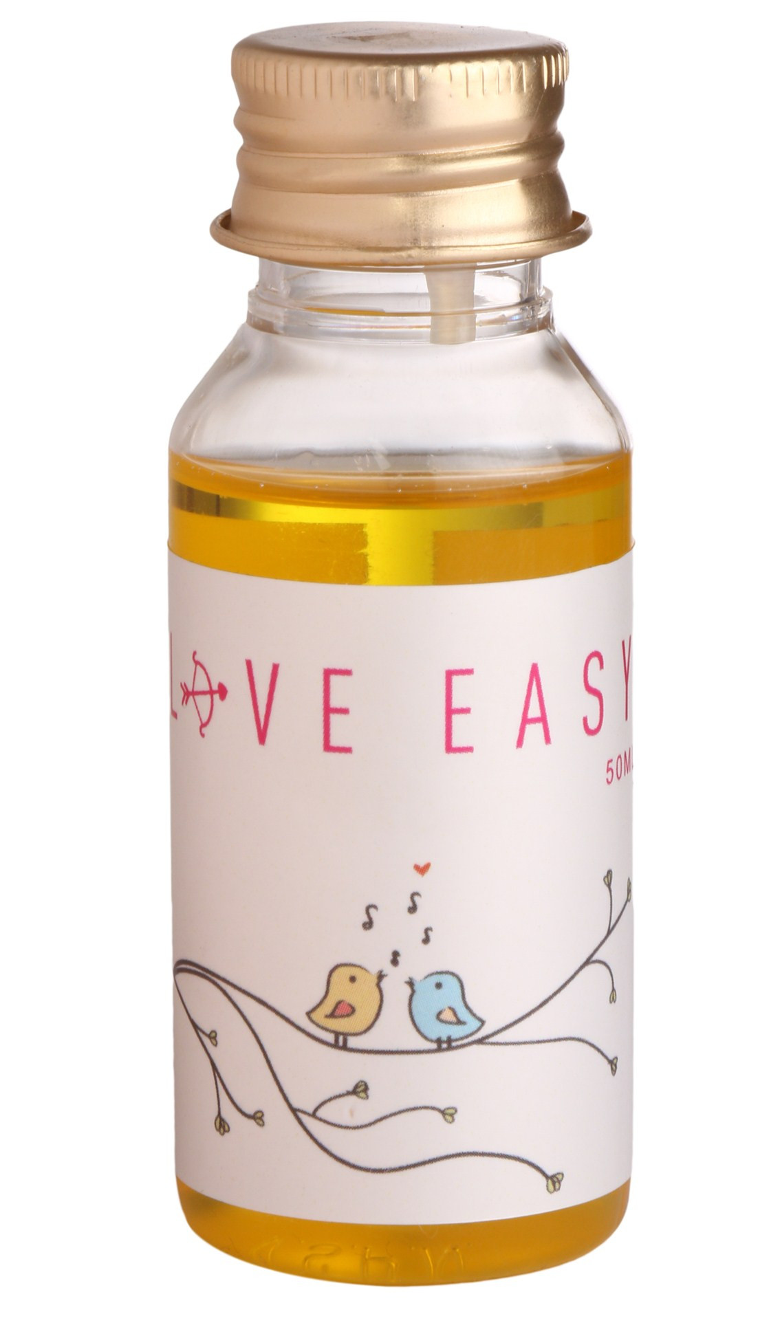 LoveEasy - Unisex 100% Natural Organic Personal Lubricant (Lube)