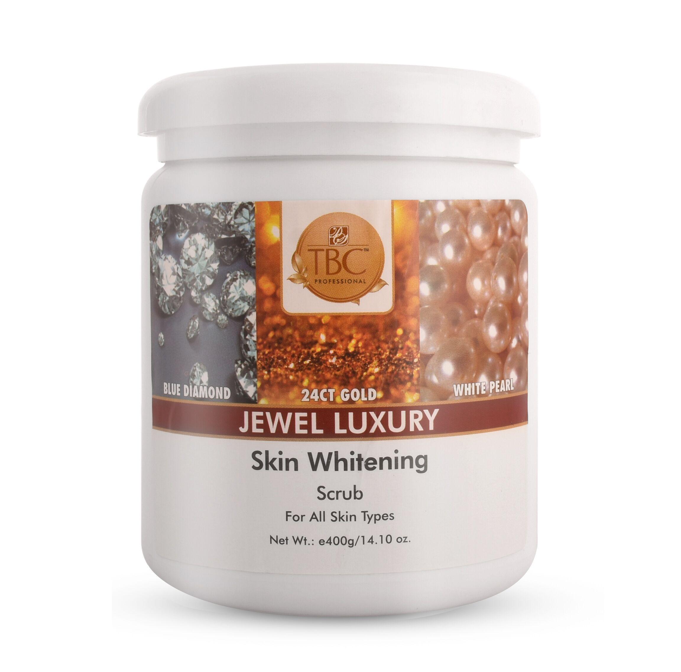 TBC Pro Organic Jewel Scrub 400gm