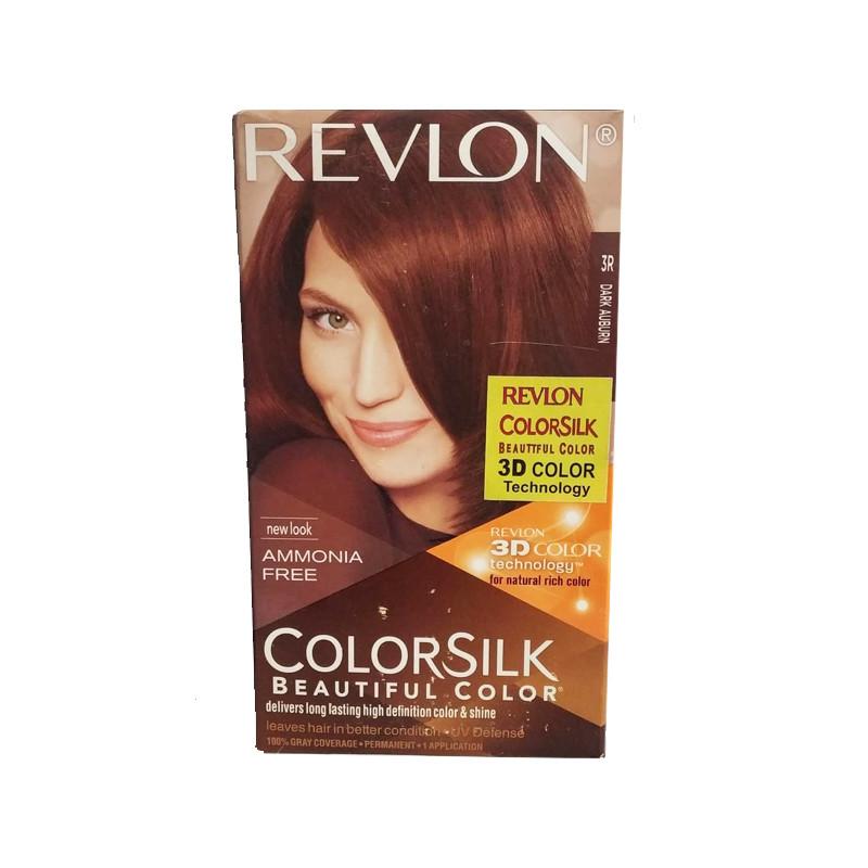 Revlon Colorsilk Hair Color  3R (Dark Auburn)