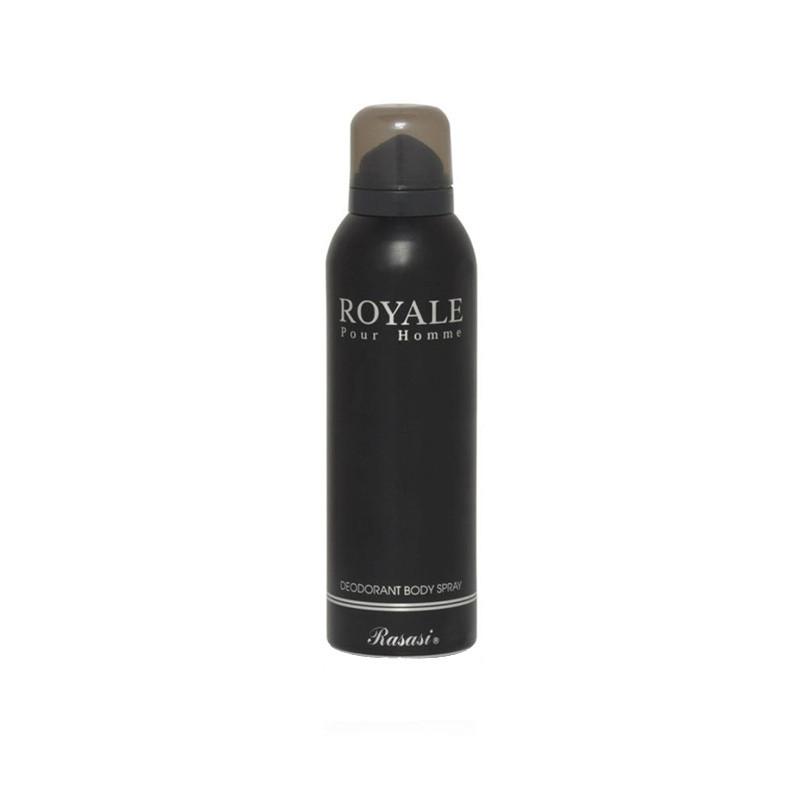 Rasasi Royale Pour Homme Deodorant Spray For Men (200 ml)