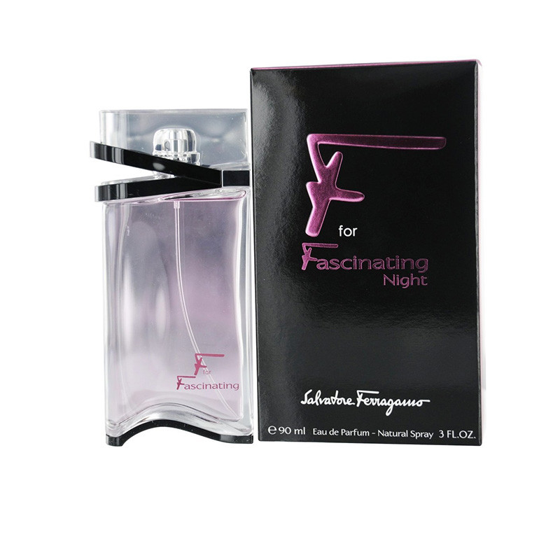 Salvatore Ferragamo F For Fasinating Night EDP - 90 ml  (For Women)