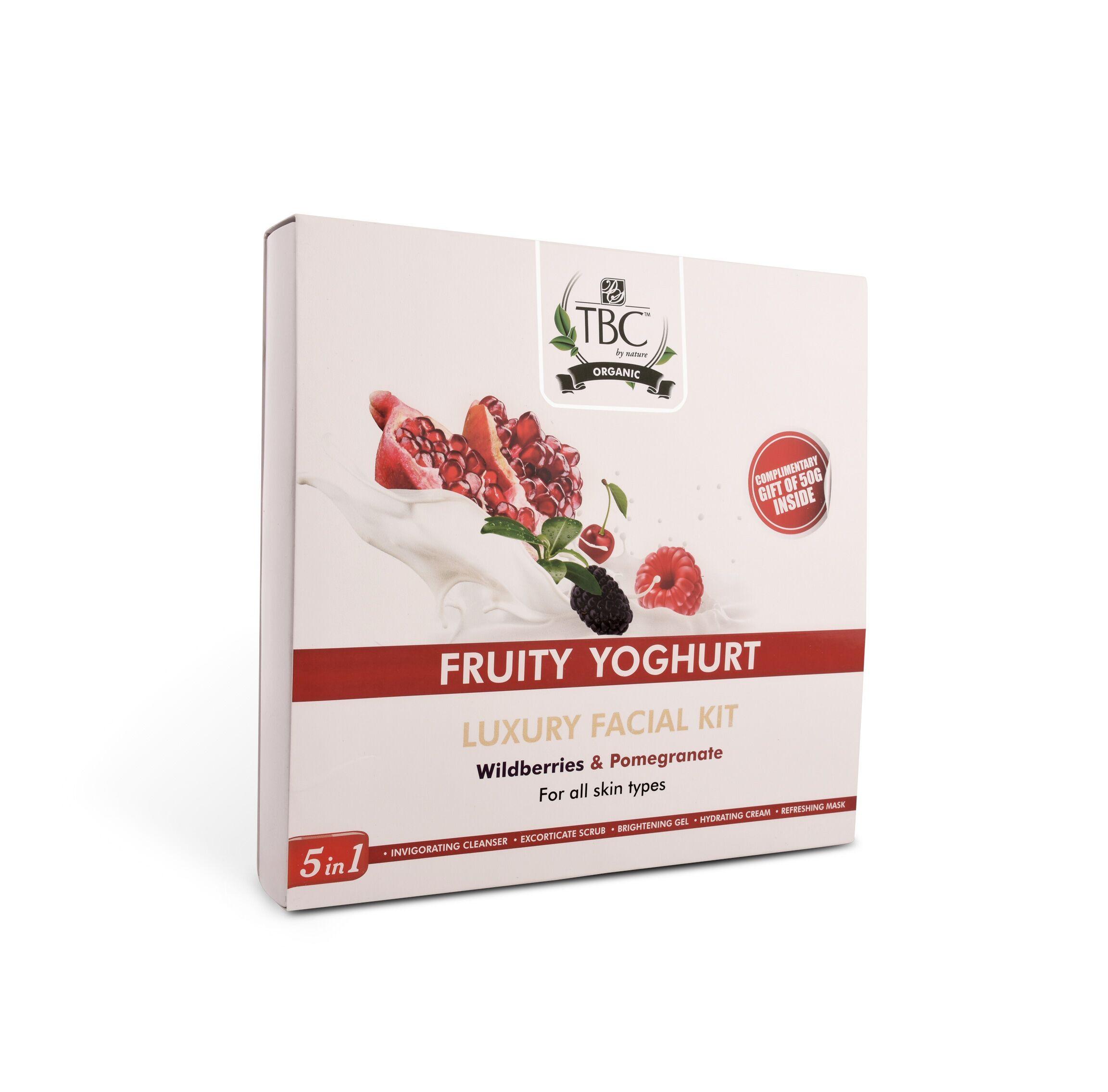 TBC Fruit Facial Kit 100Gm
