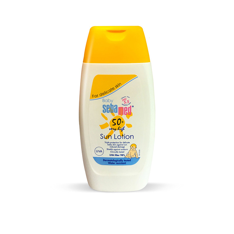 Sebamed SPF50+ Baby Sun Lotion (200ml)