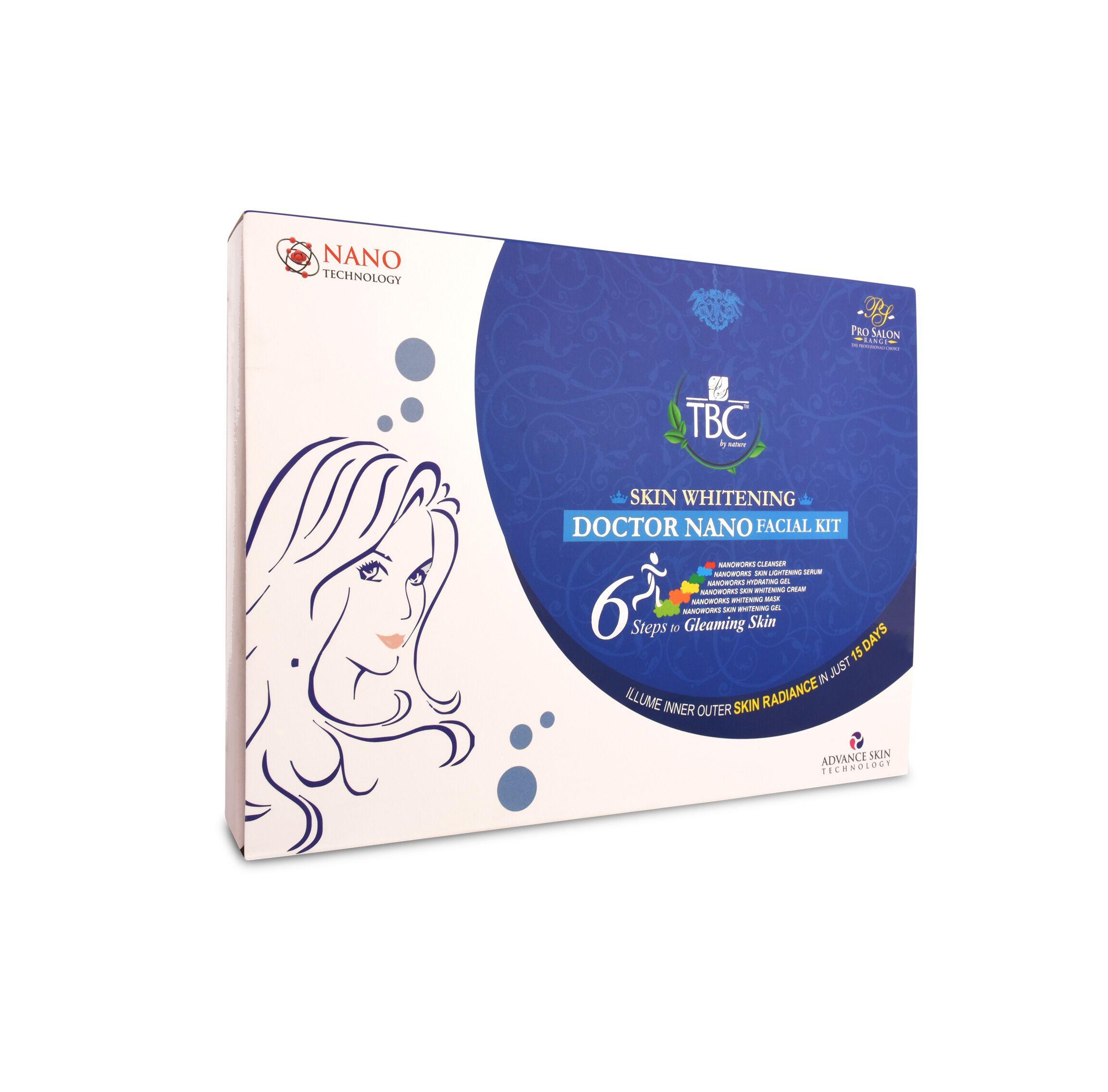 TBC Skin Whitening Nano Kit 310gm