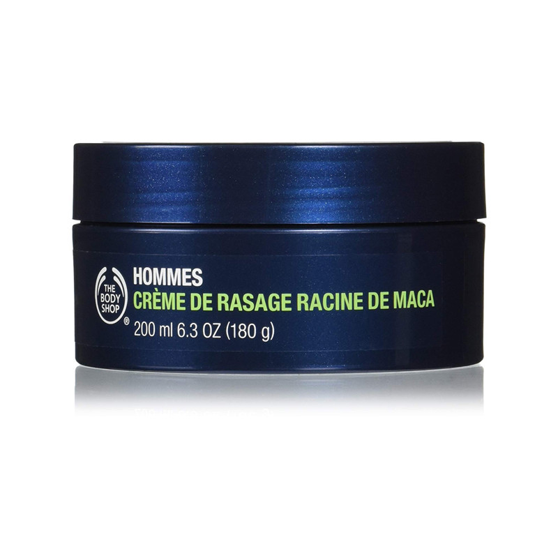The Body Shop for Men Maca Root Shave Cream, 200ml