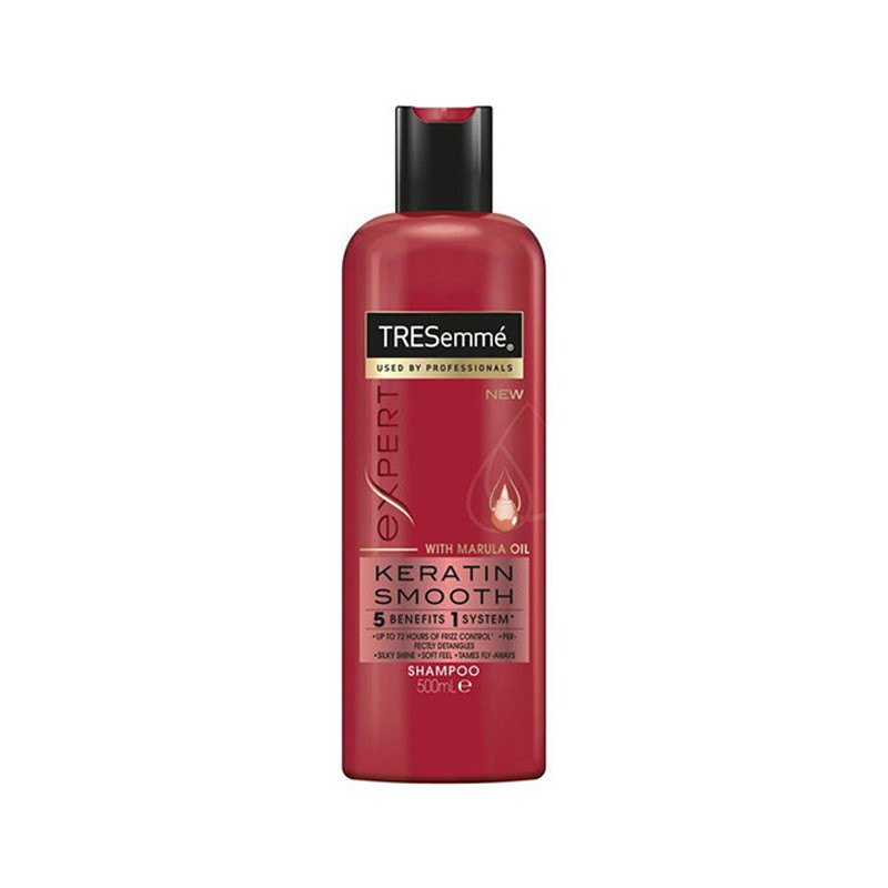 TRESemmé  Imported Keratin Smooth Shampoo 500ml