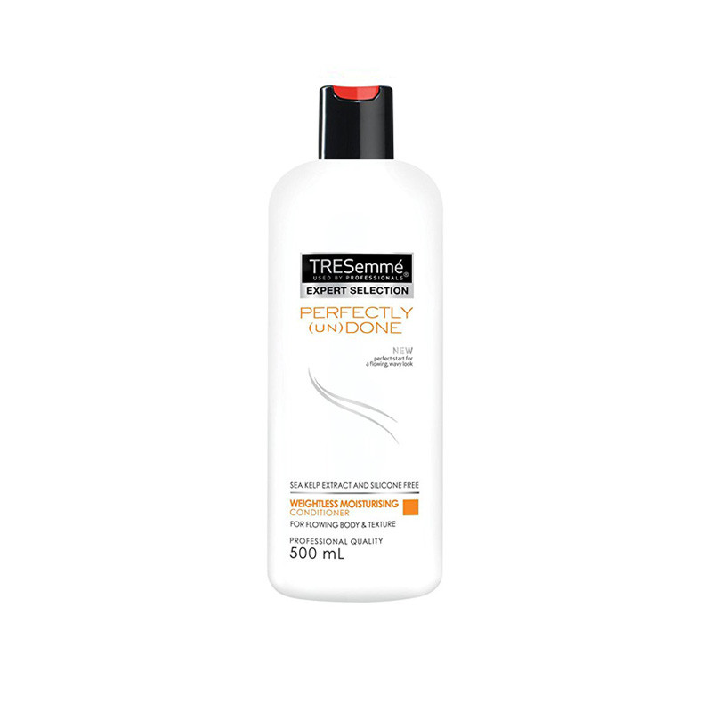 TRESemme Imported Perfectly Undone Weightless moisturizing conditioner-500Ml