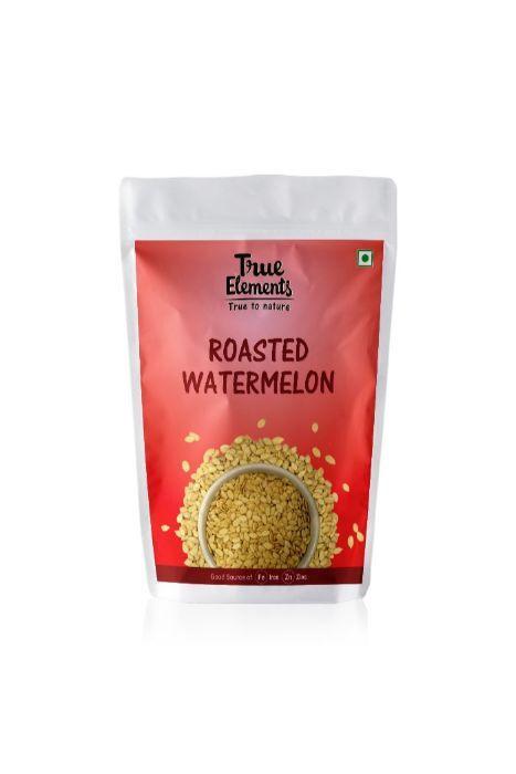 True Elements Roasted Watermelon Seeds 125gm