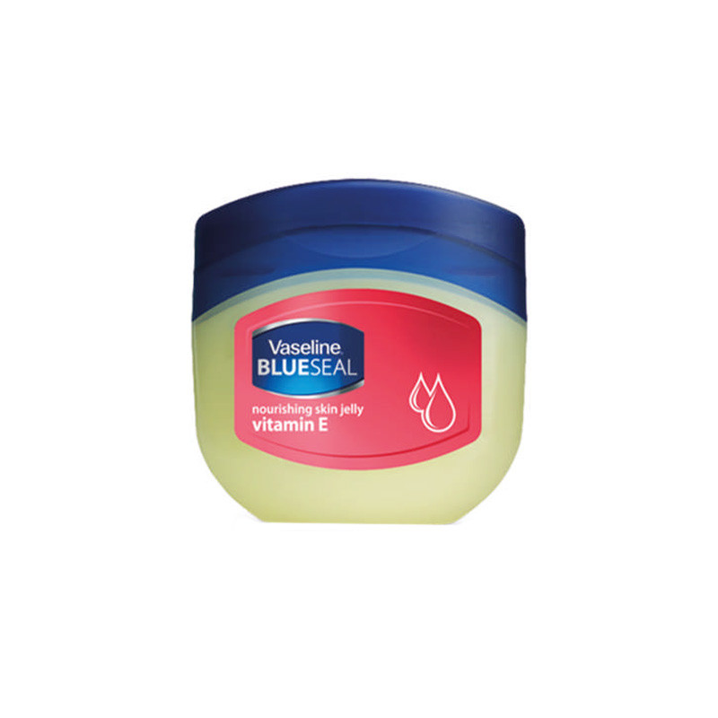 Vaseline Imported Blueseal Nourishing Skin Jelly with Vitamin E 100ml