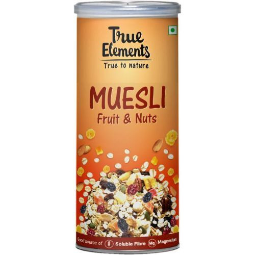 True Elements Fruit And Nut Muesli 400gm
